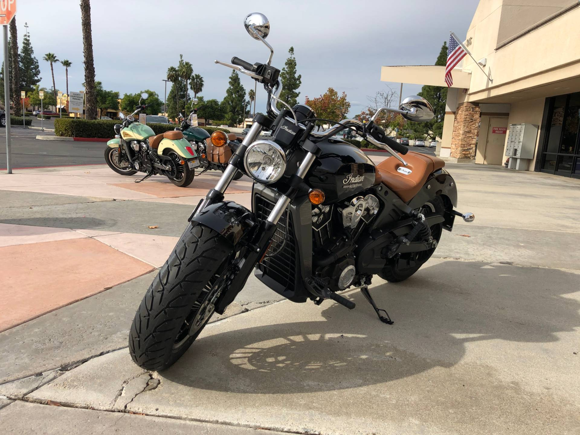 2020 Indian Scout® ABS in EL Cajon, California - Photo 7