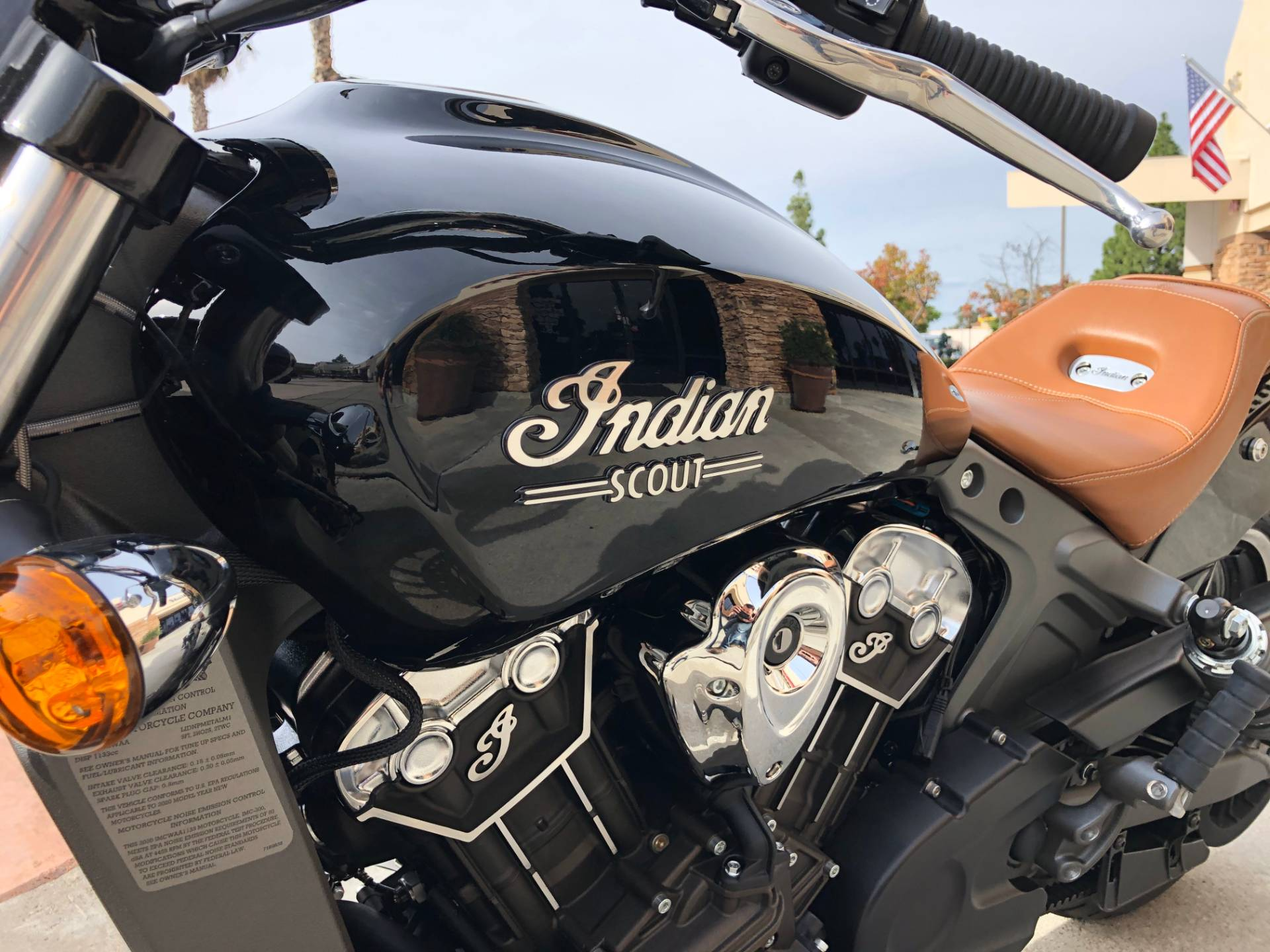2020 Indian Scout® ABS in EL Cajon, California - Photo 22