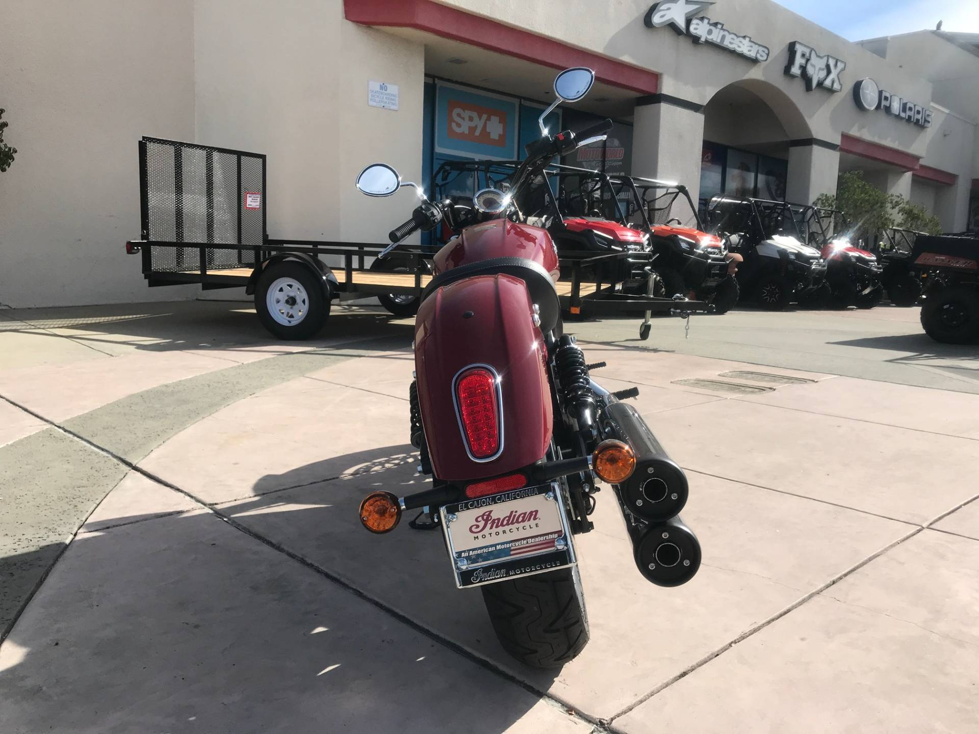 2018 Indian Scout® Sixty ABS in EL Cajon, California