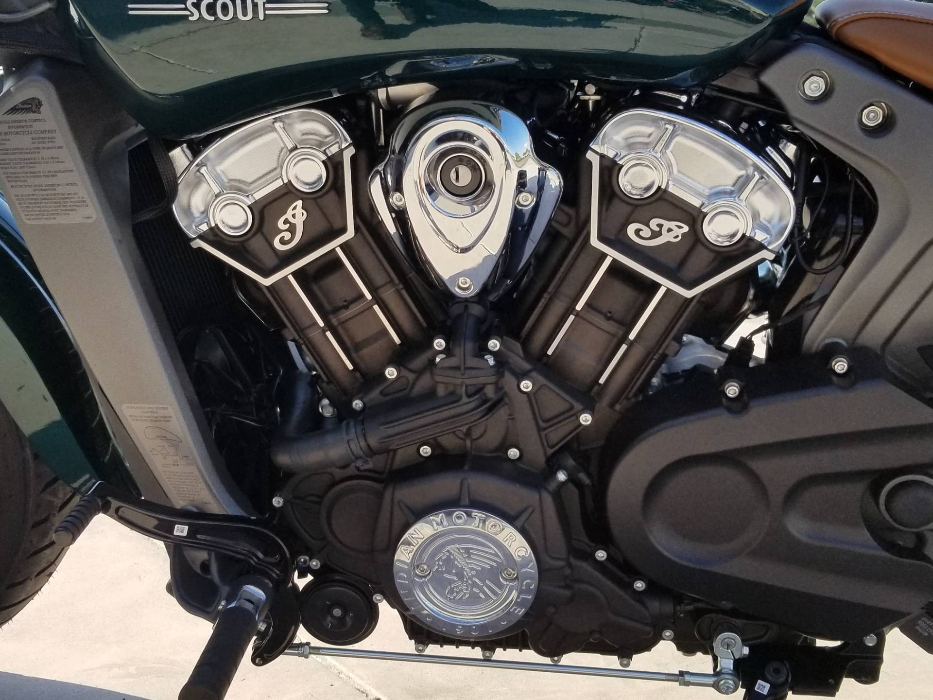 2019 Indian Scout® ABS in EL Cajon, California - Photo 18