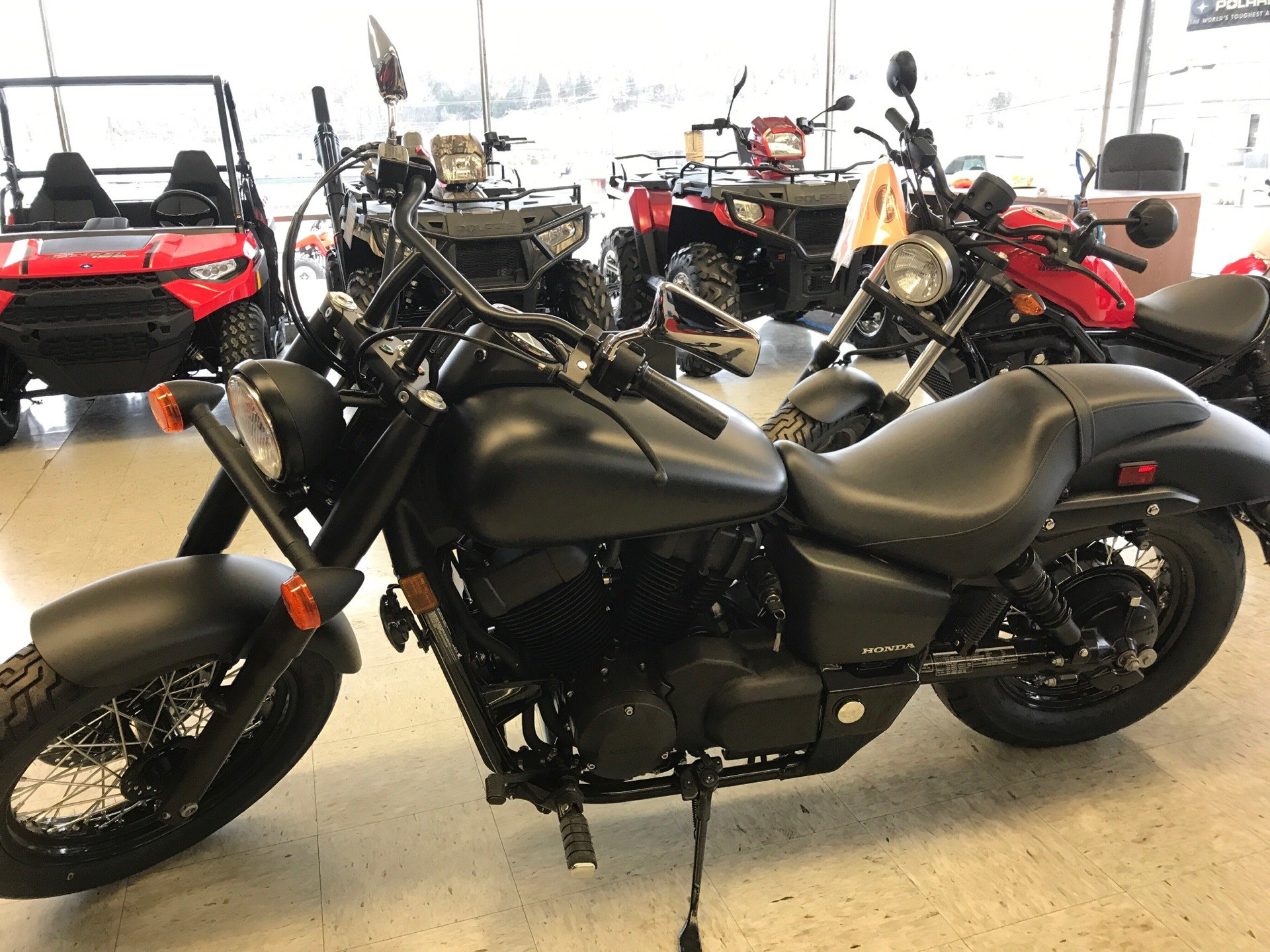 2017 Honda Shadow Phantom 2