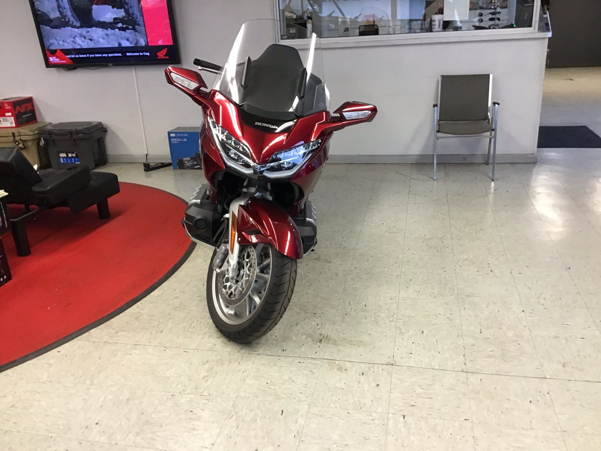 2018 Honda Gold Wing DCT in Harrison, Arkansas - Photo 2