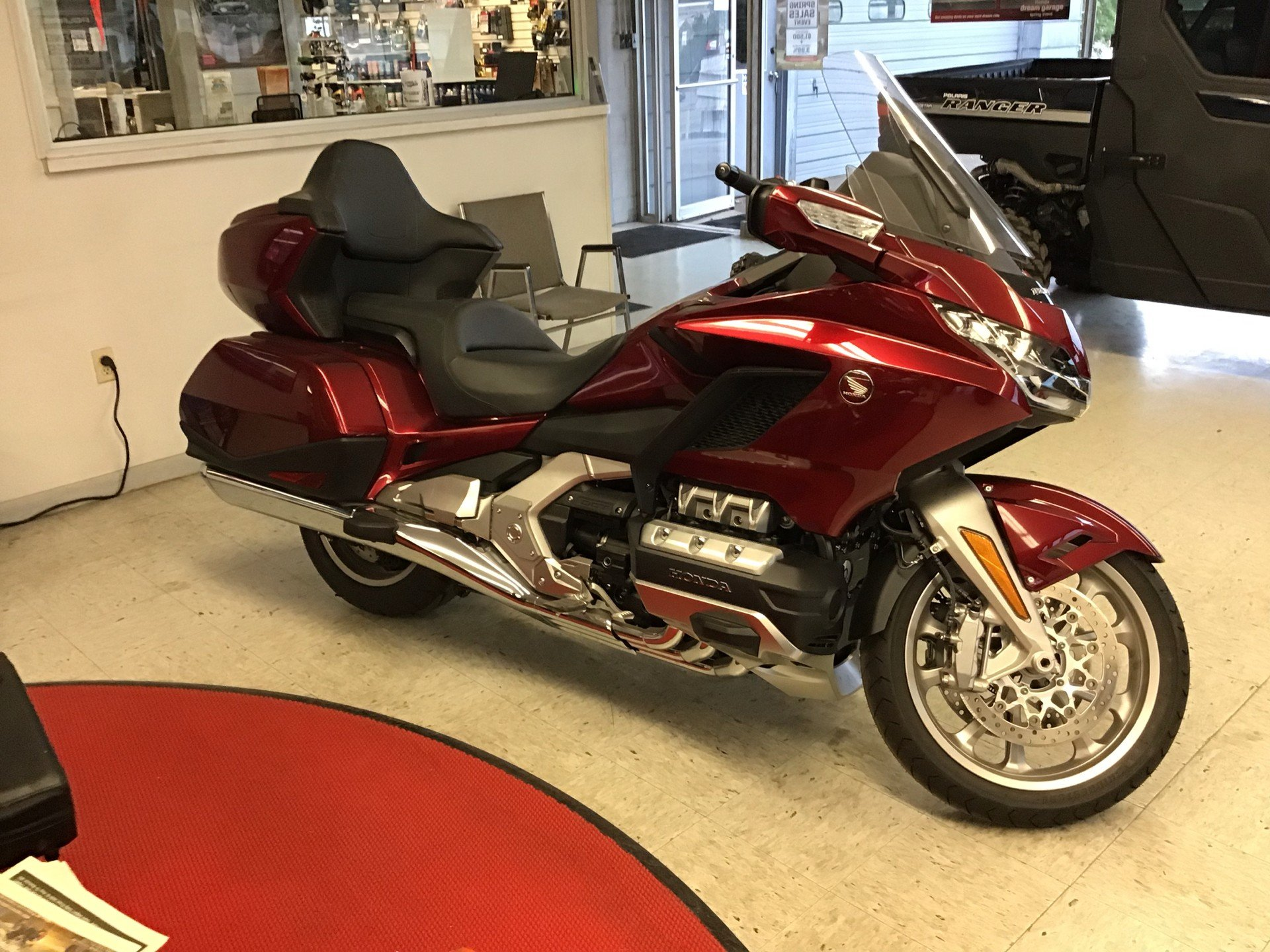 2018 Honda Gold Wing DCT in Harrison, Arkansas - Photo 3