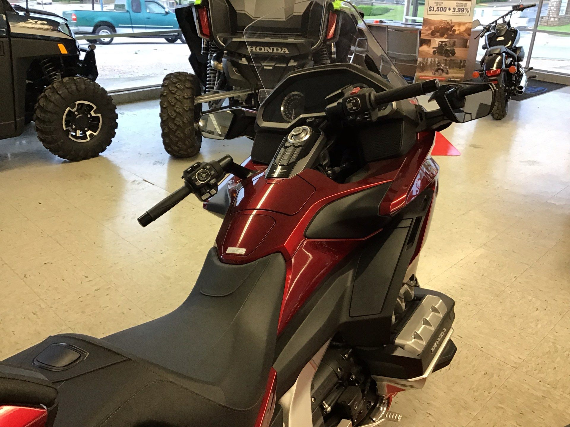 2018 Honda Gold Wing DCT in Harrison, Arkansas - Photo 5