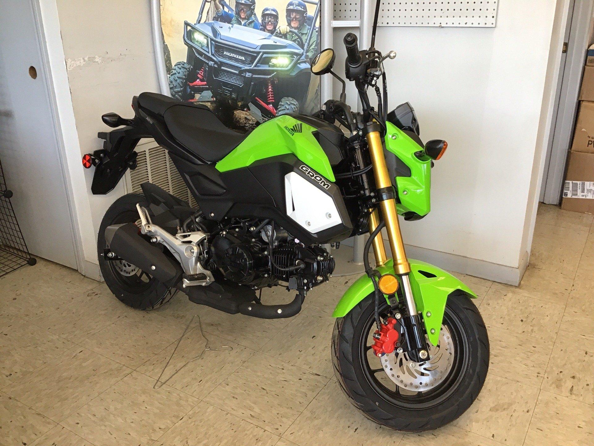 2019 Honda Grom 1