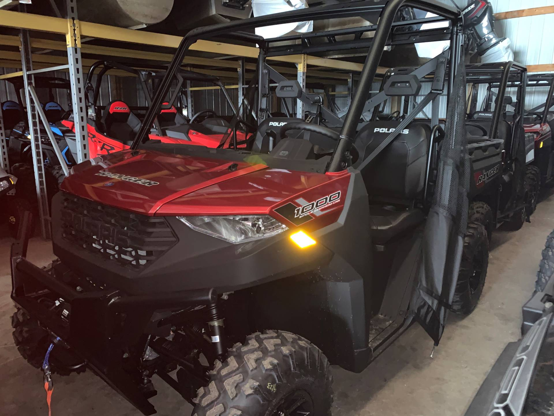 2020 Polaris Ranger 1000 Premium + Winter Prep Package in Woodruff, Wisconsin - Photo 1