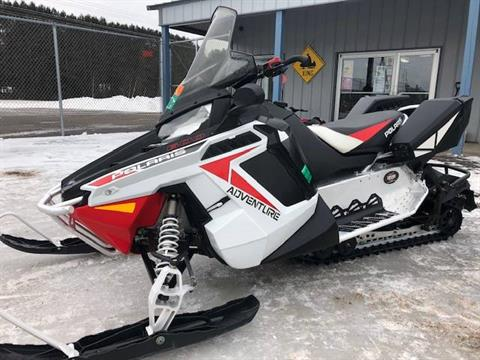 2014 Polaris 600 Switchback® Adventure in Minocqua, Wisconsin