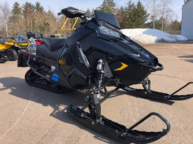 2019 Polaris 800 INDY XC 129 Snowcheck Select in Woodruff, Wisconsin - Photo 3