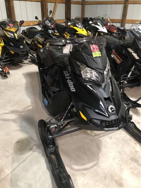 2016 Ski-Doo MX Z X 1200 4-TEC E.S., Ripsaw in Woodruff, Wisconsin - Photo 1