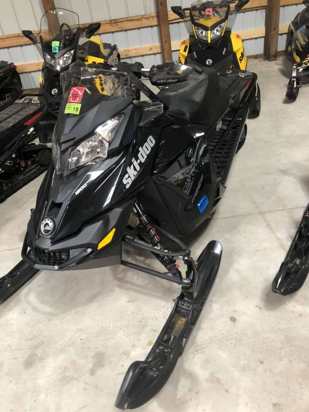 2016 Ski-Doo MX Z X 1200 4-TEC E.S., Ripsaw in Woodruff, Wisconsin - Photo 4