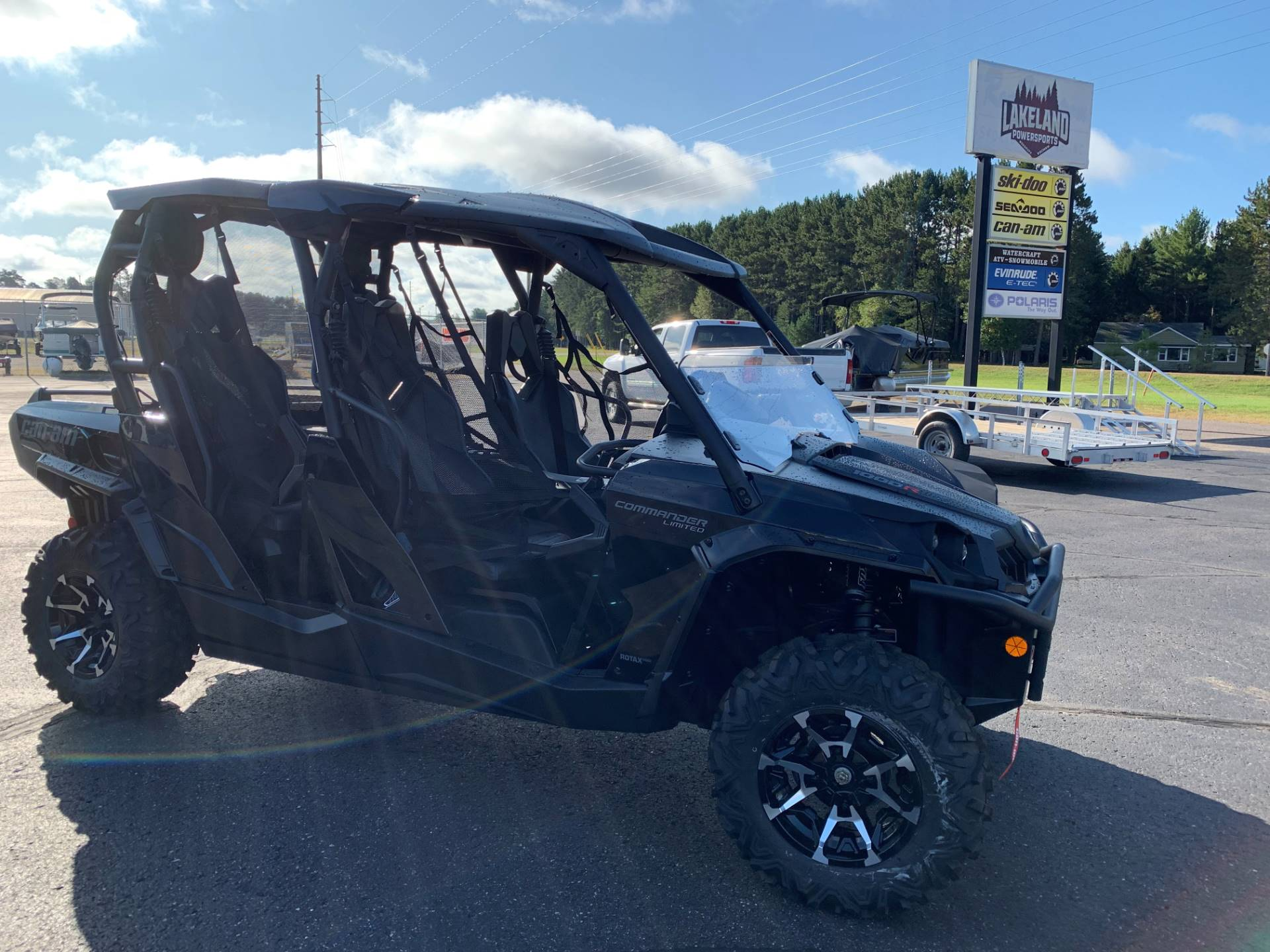 2019 Can-Am Commander MAX Limited 1000R in Woodruff, Wisconsin - Photo 3