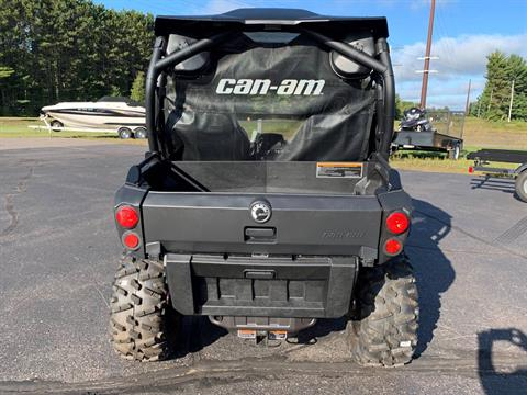 2019 Can-Am Commander MAX Limited 1000R in Woodruff, Wisconsin - Photo 6