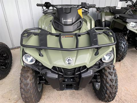 2019 Can-Am Outlander DPS 570 in Woodruff, Wisconsin - Photo 2