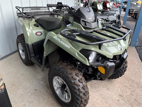 2019 Can-Am Outlander DPS 570 in Woodruff, Wisconsin - Photo 3
