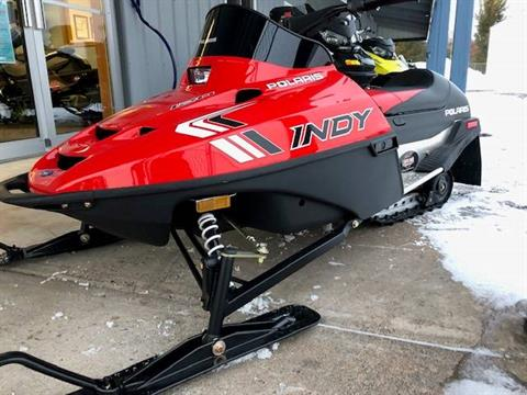 2015 Polaris 120 INDY® in Minocqua, Wisconsin