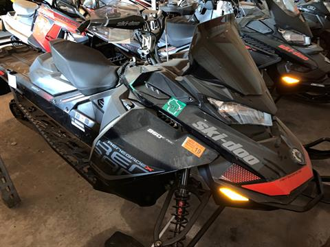 2017 Ski-Doo Renegade X 850 E-TEC E.S. Ice Ripper XT in Woodruff, Wisconsin - Photo 3