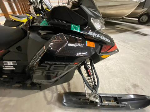 2017 Ski-Doo Renegade X 850 E-TEC E.S. Ice Ripper XT in Woodruff, Wisconsin - Photo 6