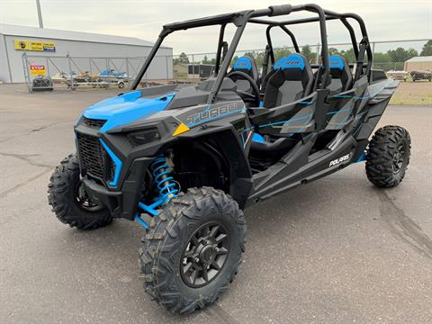 2019 Polaris RZR XP 4 Turbo in Woodruff, Wisconsin - Photo 1