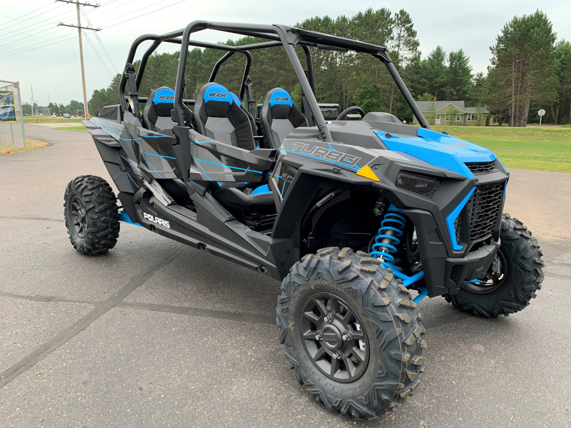 2019 Polaris RZR XP 4 Turbo in Woodruff, Wisconsin - Photo 3