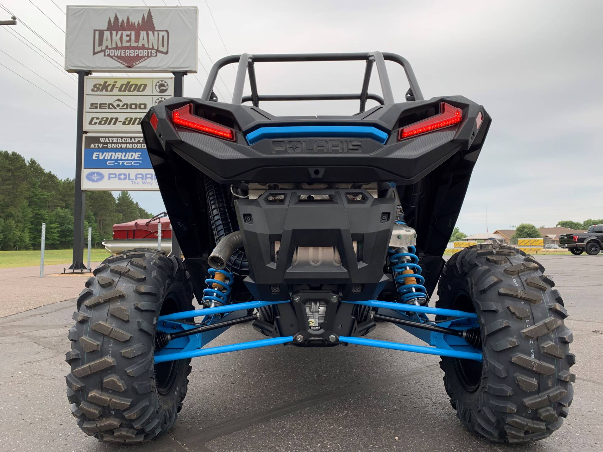 2019 Polaris RZR XP 4 Turbo in Woodruff, Wisconsin - Photo 6