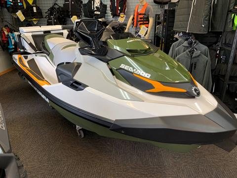 2019 Sea-Doo Fish Pro iBR + Sound System in Woodruff, Wisconsin - Photo 3