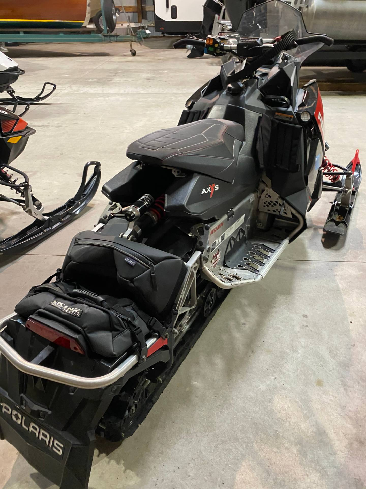 2015 Polaris 800 Rush® Pro-X - F&O SC in Woodruff, Wisconsin - Photo 1