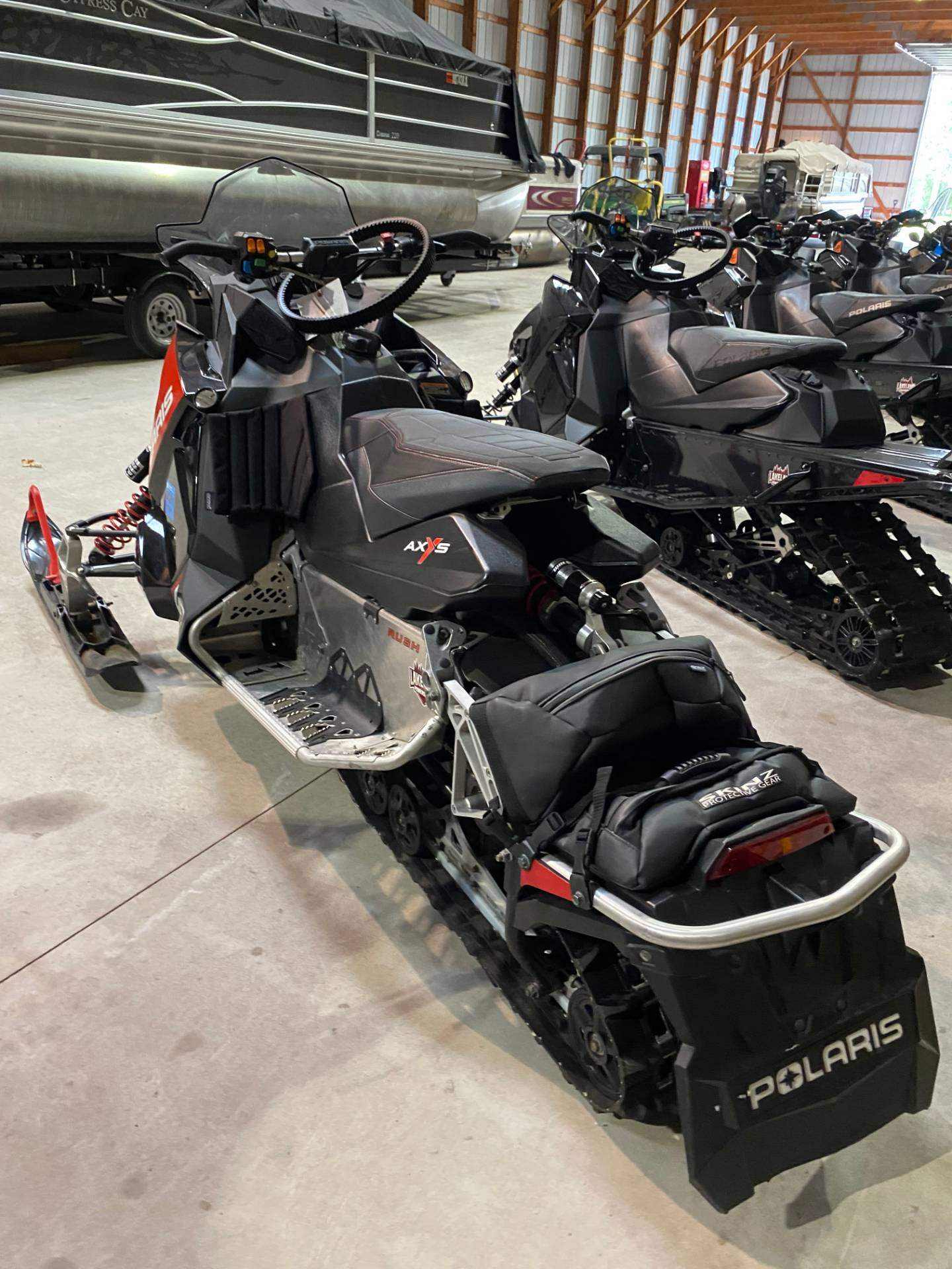 2015 Polaris 800 Rush® Pro-X - F&O SC in Woodruff, Wisconsin - Photo 2