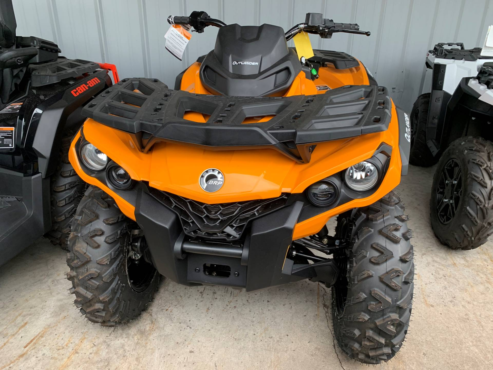 2019 Can-Am Outlander DPS 850 in Woodruff, Wisconsin - Photo 2