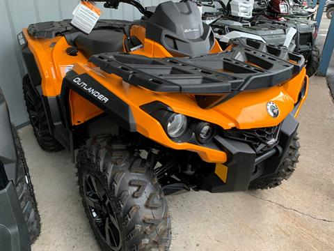 2019 Can-Am Outlander DPS 850 in Woodruff, Wisconsin - Photo 3