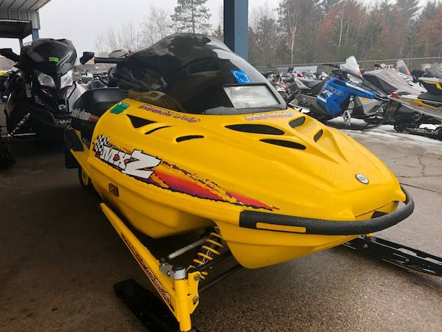 1999 Ski-Doo MX Z 440 in Minocqua, Wisconsin