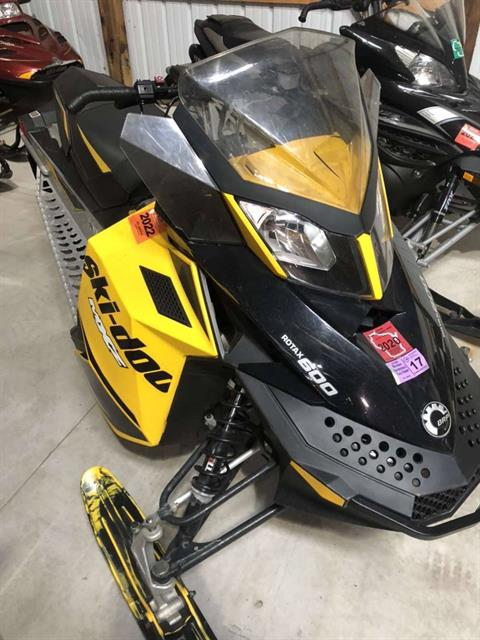 2013 Ski-Doo MX Z® Sport 600 Carb in Woodruff, Wisconsin - Photo 1
