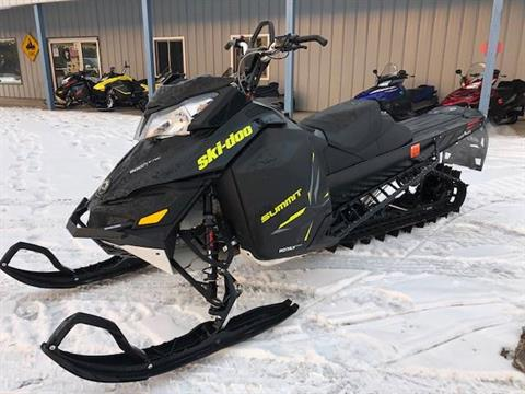 2014 Ski-Doo Summit® X® E-TEC® 800R 154 in Minocqua, Wisconsin