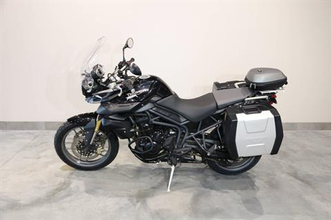 2013 Triumph Tiger 800 ABS in Saint Paul, Minnesota