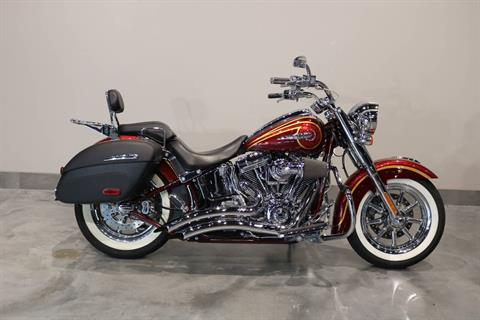 2014 Harley-Davidson CVO™ Softail® Deluxe in Saint Paul, Minnesota - Photo 10
