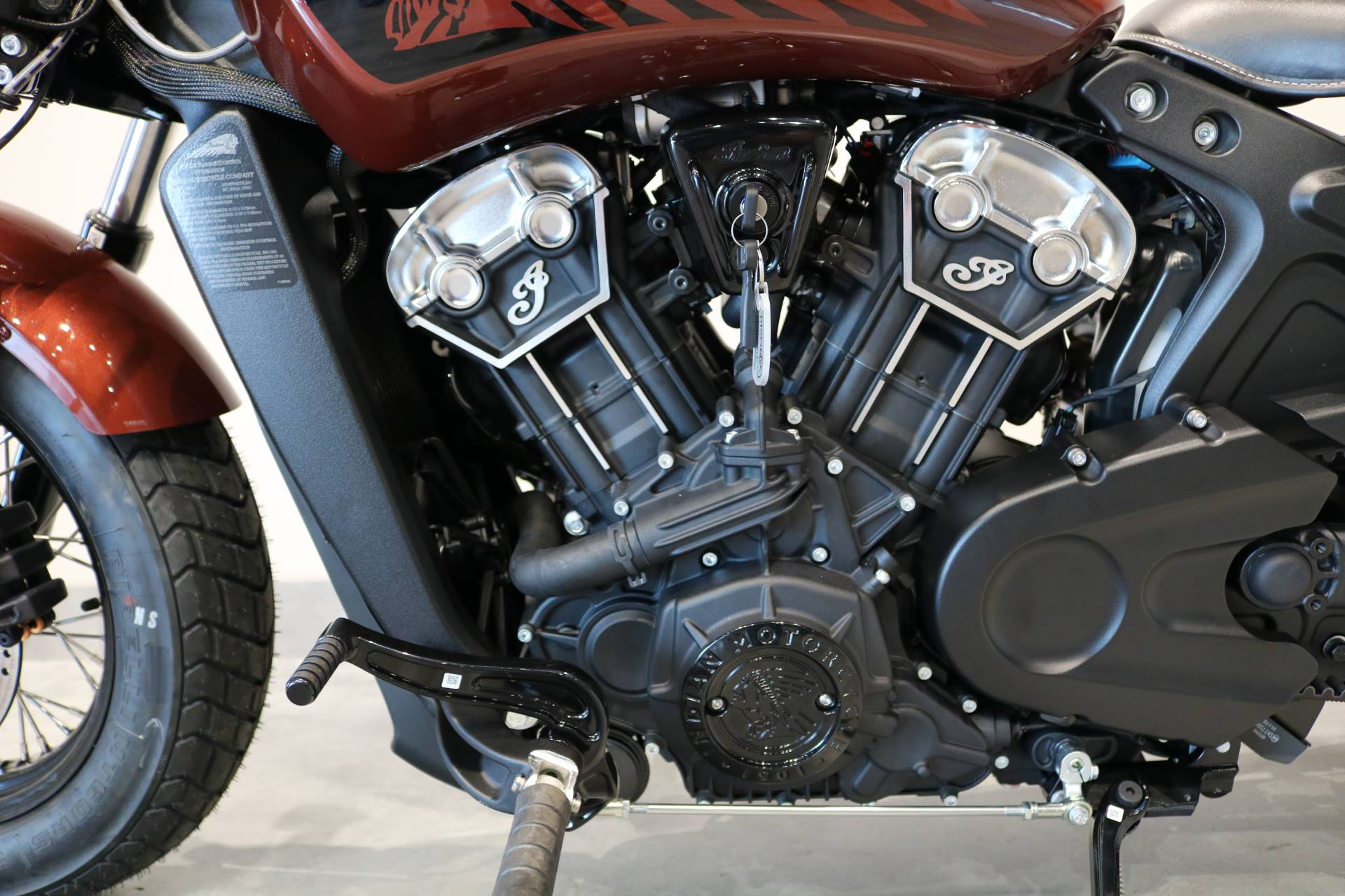 2020 Indian Scout® Bobber Twenty ABS in Saint Paul, Minnesota - Photo 4