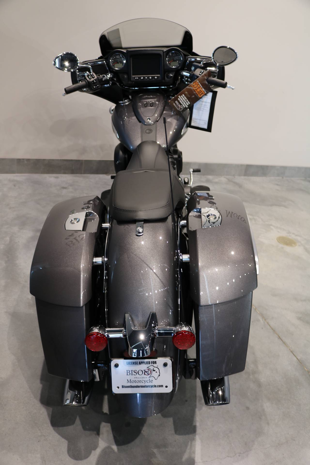 2019 Indian Chieftain® ABS in Saint Paul, Minnesota - Photo 12