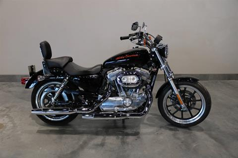 2012 Harley-Davidson Sportster® 883 SuperLow® in Saint Paul, Minnesota - Photo 1