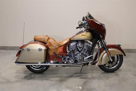 2020 Indian Chieftain® Classic Icon Series in Saint Paul, Minnesota - Photo 1