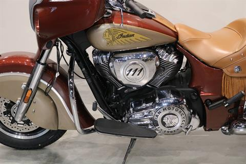 2020 Indian Chieftain® Classic Icon Series in Saint Paul, Minnesota - Photo 4