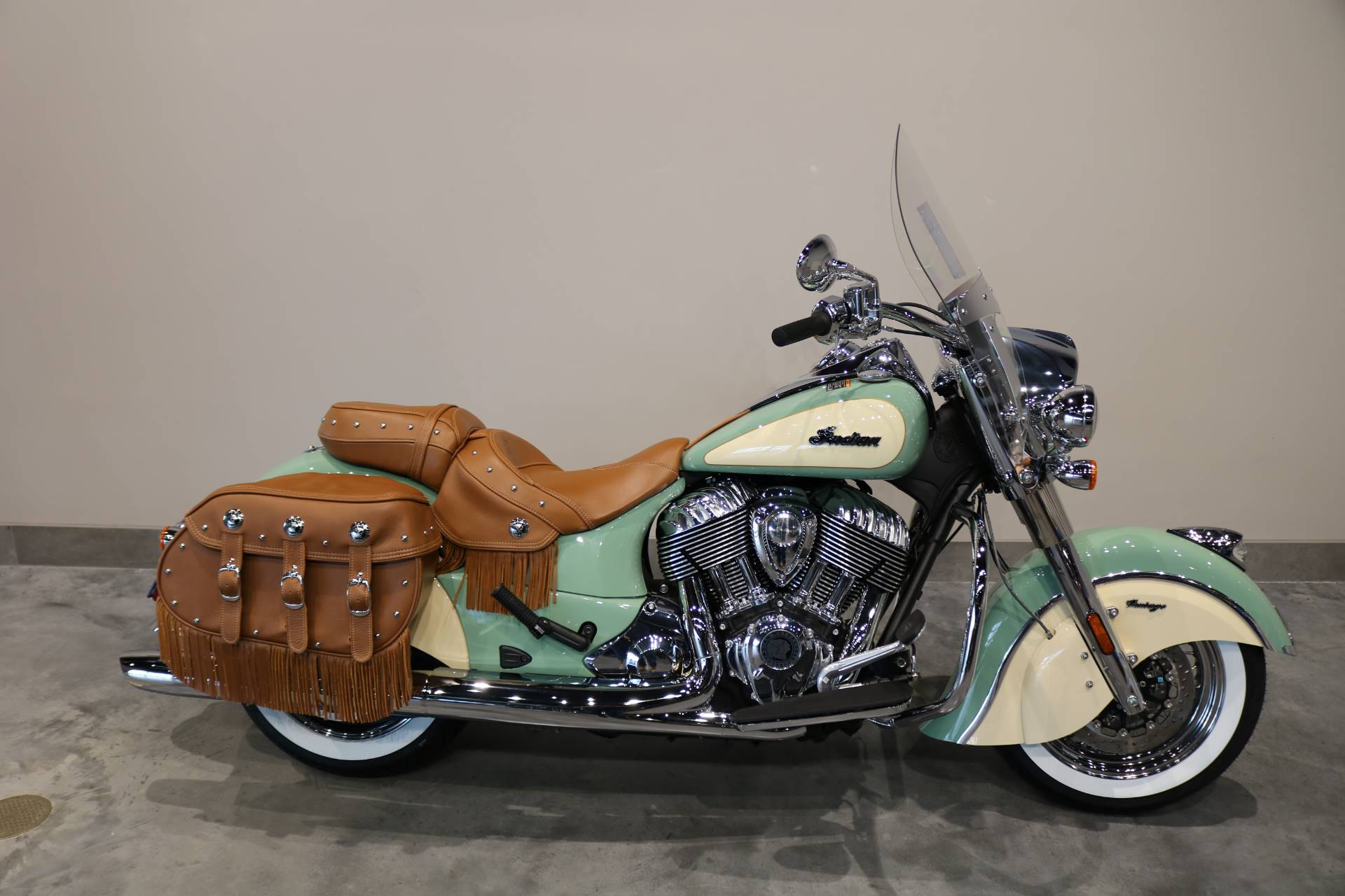 2019 Indian Chief® Vintage ABS in Saint Paul, Minnesota - Photo 1