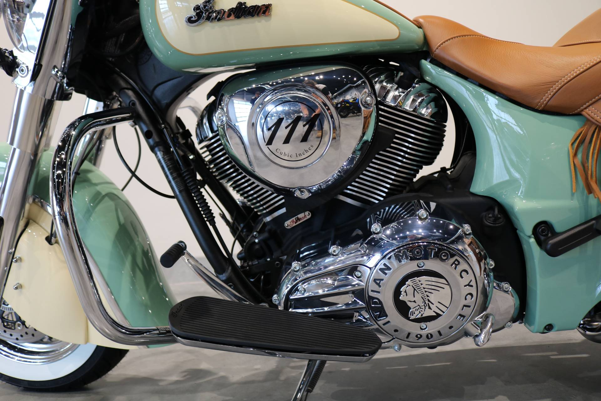 2019 Indian Chief® Vintage ABS in Saint Paul, Minnesota - Photo 4