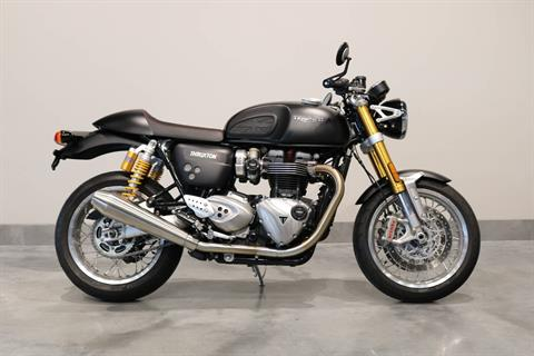 2018 Triumph Thruxton 1200 R in Saint Paul, Minnesota - Photo 1