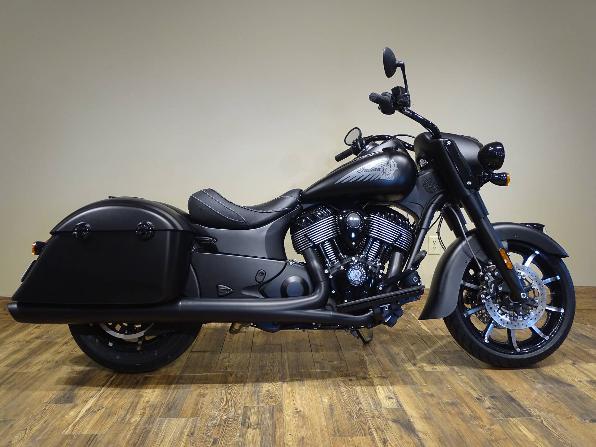 2019 Indian Springfield® Dark Horse® ABS in Saint Paul, Minnesota - Photo 1