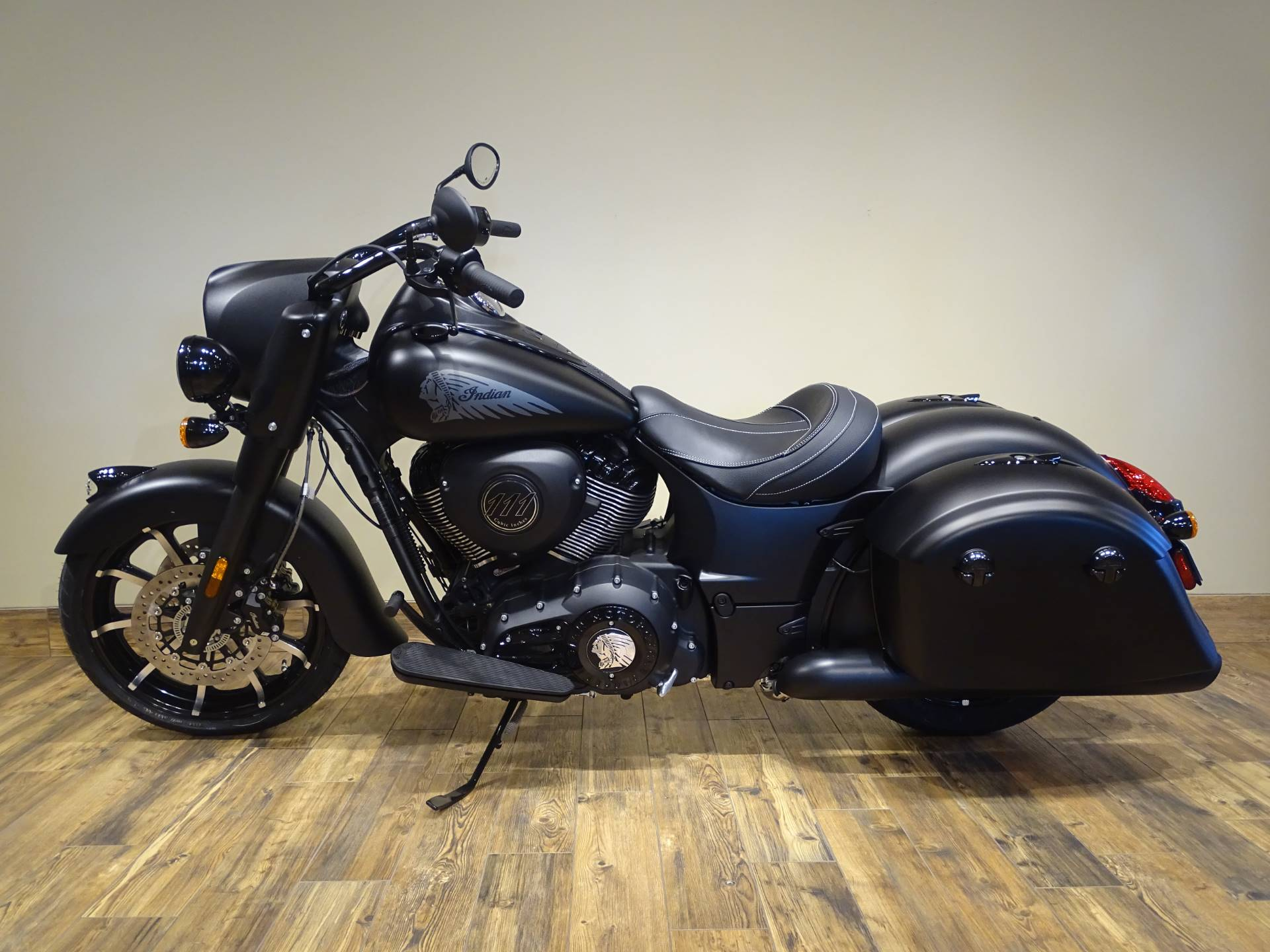 2019 Indian Springfield® Dark Horse® ABS in Saint Paul, Minnesota - Photo 2
