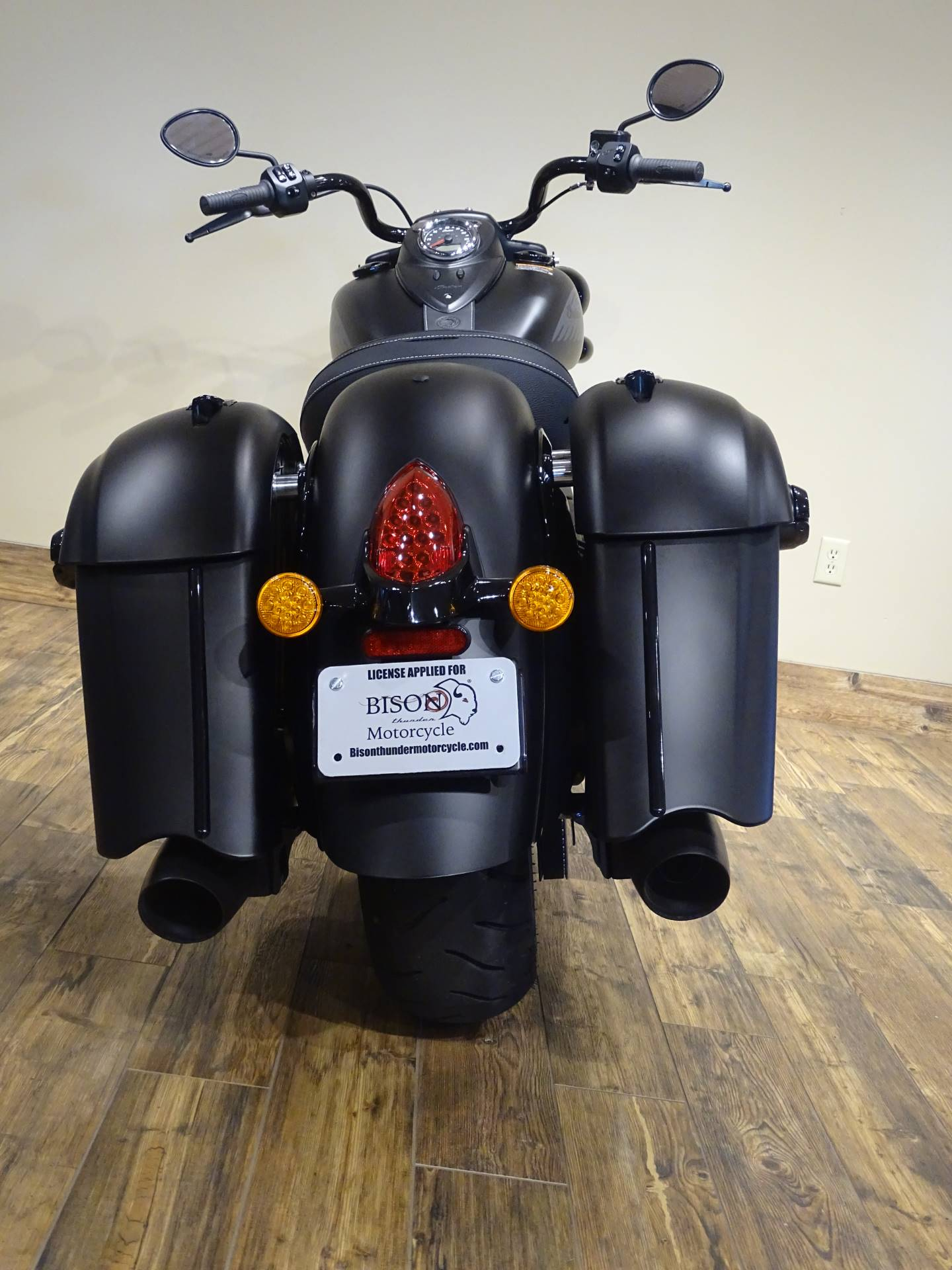 2019 Indian Springfield® Dark Horse® ABS in Saint Paul, Minnesota - Photo 14
