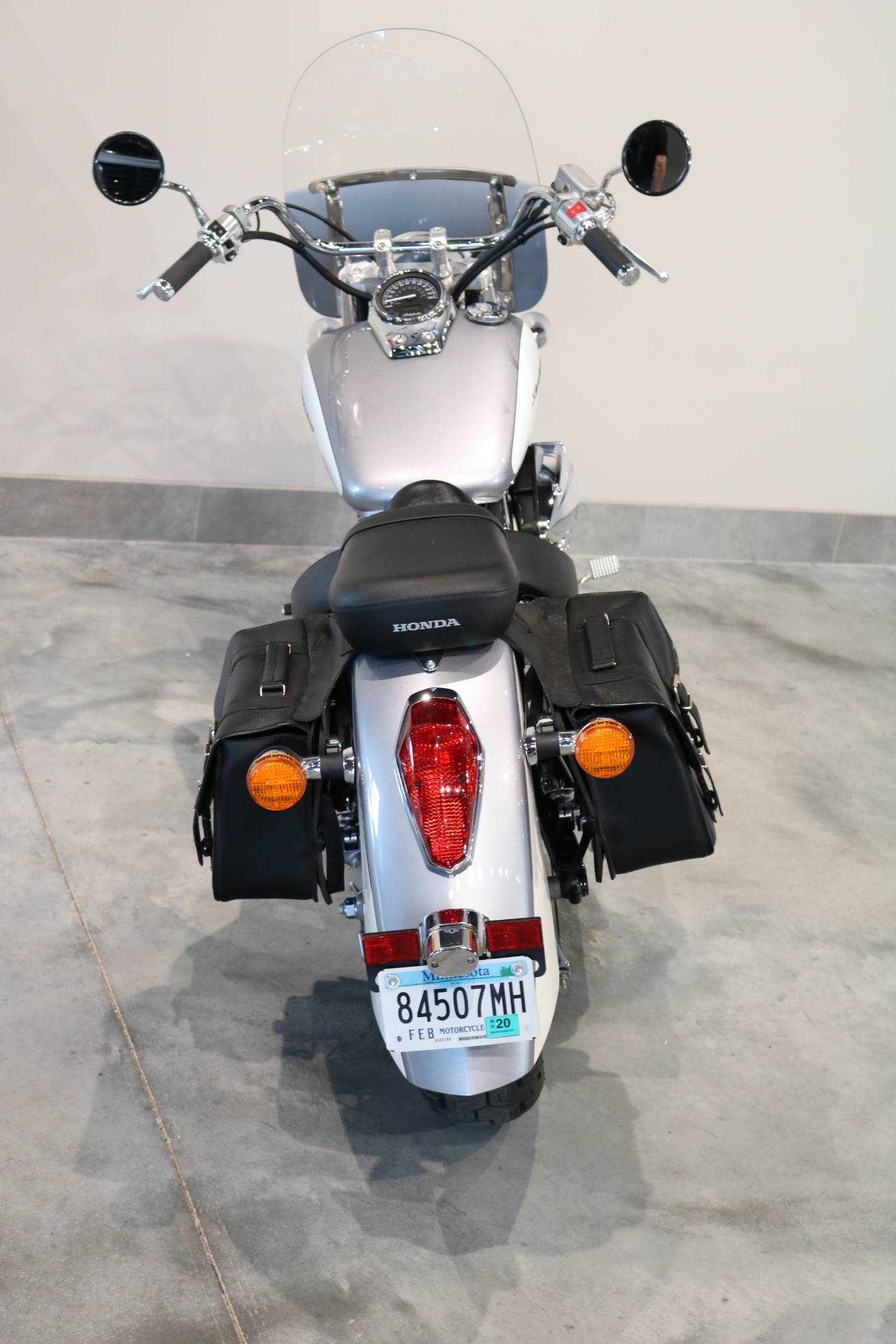 2013 Honda Shadow Aero® in Saint Paul, Minnesota - Photo 10