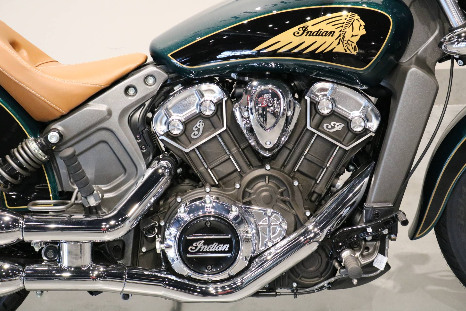 2020 Indian Scout® ABS in Saint Paul, Minnesota - Photo 3