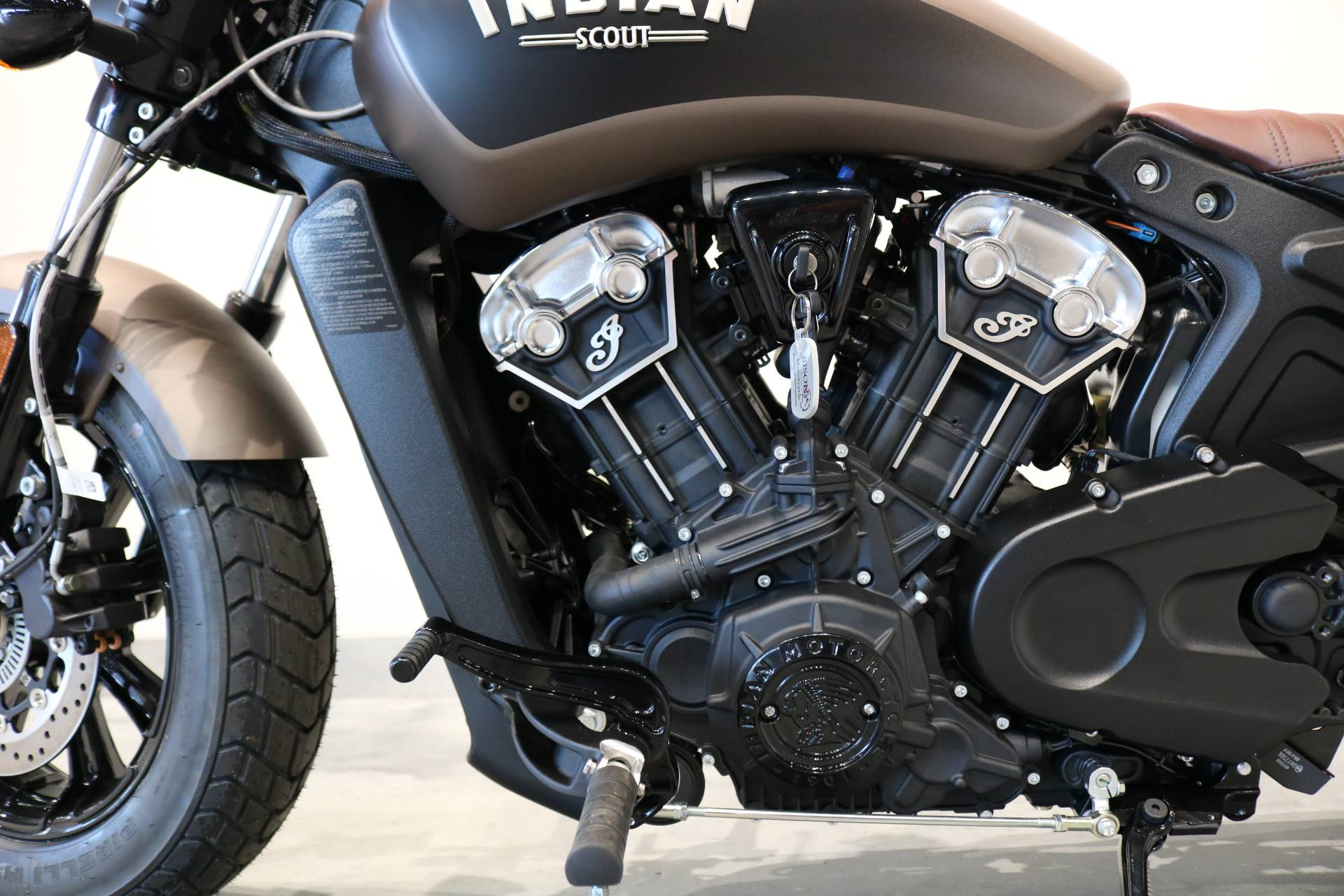 2020 Indian Scout® Bobber ABS in Saint Paul, Minnesota - Photo 4