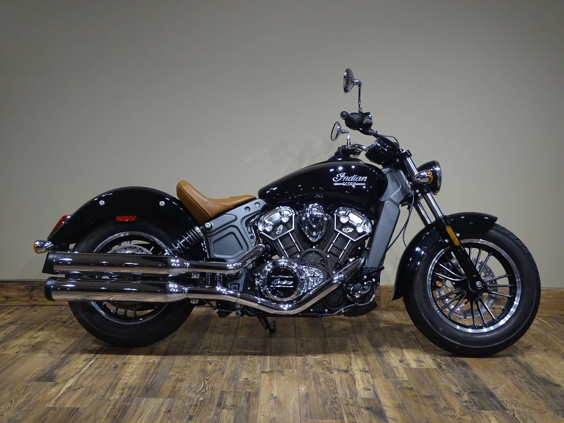 New 2019 Indian Scout Motorcycles In Saint Paul Mn Stock Number