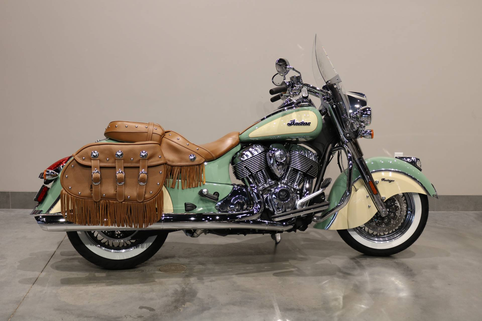 2020 Indian Chief® Vintage ABS in Saint Paul, Minnesota - Photo 1